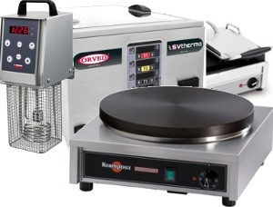 Commercial Specialty Cooking Equipment