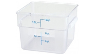 Food Storage Container, Square