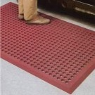 Omcan 23585 Terracotta Anti-Fatigue Mat