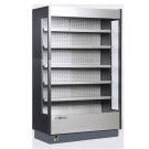 """Kool-It KGH-OF-50-S 50"""" Vertical Open Air Cooler with 5 Levels"""