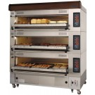 Turbo Air RBDO-33U 3 Trays 3 Tiers Deck Oven
