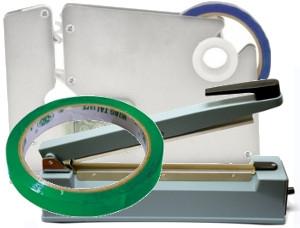 Bag Sealers and Bag Sealer Tape