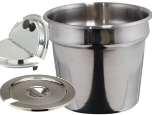 Bain Marie Pots and Vegetable Insets
