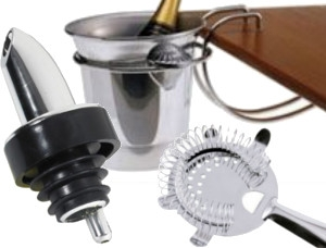 Bar Supplies Parts and Accessories
