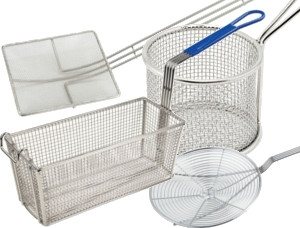 Baskets and Skimmers
