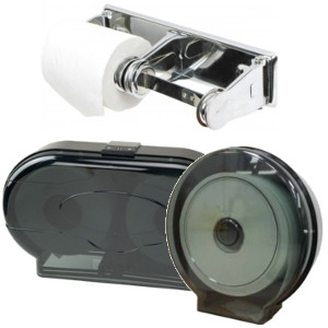 Commercial Toilet Paper Dispensers and Holders