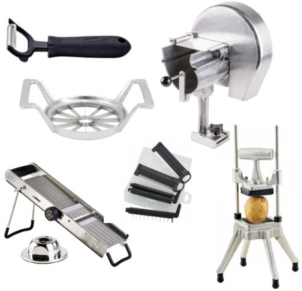 Fruit Cutters and Vegetable Cutters