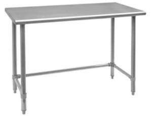 Open Base Worktables