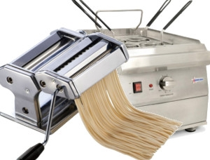 Pasta Machines and Cookers
