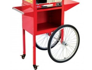 Popcorn Equipment Carts and Stands