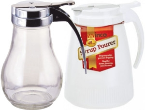 Sauce, Dressing, Batter and Syrup Dispensers