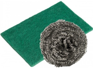 Scouring Pads and Steel Scrubbers