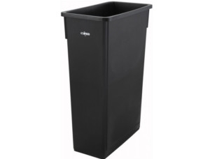 Space Saving Trash Cans