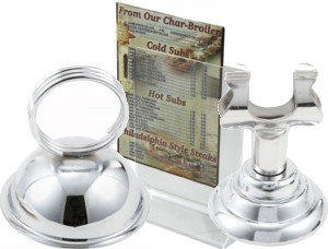 Table Sign and Card Holders