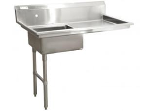 Undercounter Dish Tables