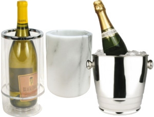 Wine Buckets and Coolers