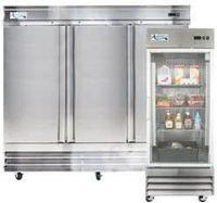 Combination Reach-In Refrigerators and Freezers