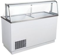 Ice Cream and Gelato Refrigeration / Equipment
