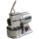 Omcan GR-IT-1119 1.5 HP Stainless Steel Cheese Grater