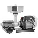 Omcan TS-IT-0110-S 0.30 HP Heavy-Duty Electric Tomato Squeezer