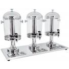 Omcan 19480 24 Qt. Triple Ice-Cooled Juice Dispenser