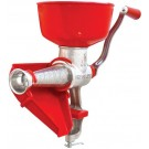 Omcan 31361 Red Bowl Manual Tomato Squeezer