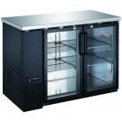"""Omcan BB-CN-0016-GH 61"""" Glass Door Back Bar Cooler"""