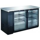 """Omcan BB-CN-0012-GH 48.8"""" Glass Door Back Bar Cooler"""