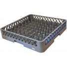 Omcan 33871 9 x 9 Gray Plastic Peg Rack