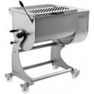 Omcan MM-IT-0080 80 Kg. Heavy-Duty Stainless Steel Meat Mixer