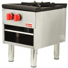 Omcan CE-CN-0533-S 100,000 BTU Single Gas Stock Pot Range