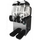 Omcan DI-IT-0020-S 20 L Black Double Slush Machine