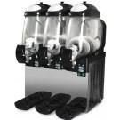 Omcan DI-IT-0030-S 30 L Black Triple Slush Machine