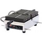 Krampouz WECDBAAT 208-240V 4 X 6 Bruxelles Commercial Waffle Maker