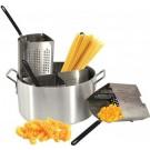 Omcan 40515 Aluminum Pasta Cooker Set