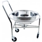 Omcan 43469 Stainless Steel Roto Cart
