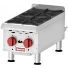Omcan CE-CN-HP212M 44,000 BTU Countertop Hot Plate