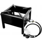 Omcan CE-CN-0065 Black Outdoor Propane Burner