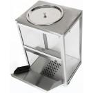 "Omcan DW-CN-0100 15"" Countertop Nacho Display Warmer"