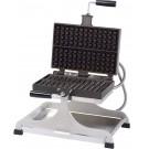 Krampouz WECCIEAT 208-240V 4 X 13 Liege Swivel Waffle Maker