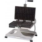 Krampouz WECCBEAT 208-240V 4 X 6 Bruxelles Swivel Waffle Maker