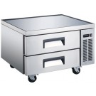 """Omcan RE-CN-0036-C 36"""" Refrigerated Chef Base"""