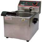 Winco EFS-16 Electric Single Well Deep Fryer