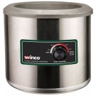Winco FW-7R500 7 Qt Electric Round Food Cooker/Warmer