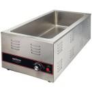 Winco FW-L600 1500W 4/3 Electric Food Warmer