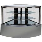 """Kool-It KBF-60CD 60""""L Corner Dry Display Case"""