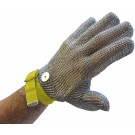 Omcan 13562 Yellow Wrist Strap Extra Extra Small Mesh Glove