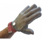 Omcan 13561 Brown Wrist Strap Extra Extra Large Mesh Glove