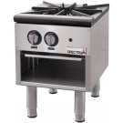 Winco NGSP-1 Spectrum Series Gas Stock Pot Stove