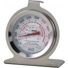 """Winco TMT-OV2 2"""" Dial Oven Thermometer"""
